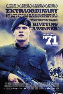 71 / Семдесят первый / '71 (2014)