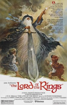 Властелин колец / The Lord of the Rings (1978)