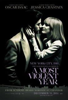 Самый жестокий год / A Most Violent Year (2014)