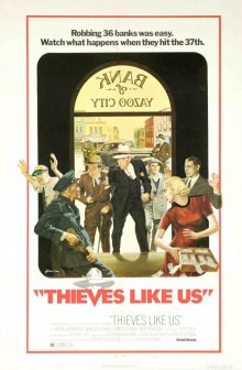Воры как мы / Thieves Like Us (1974)