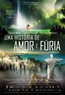 Рио 2096: Любовь и ярость / Uma História de Amor e Fúria (2013)