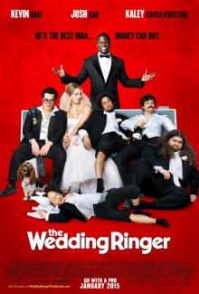 Шафер напрокат / The Wedding Ringer (2015)
