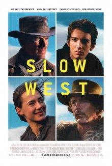 Медленный Запад / Slow West (2015)
