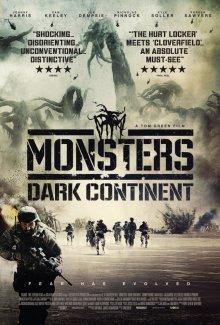 Монстры 2: Темный континент / Monsters: Dark Continent (2014)