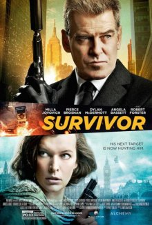 Уцелевшая / Survivor (2015)