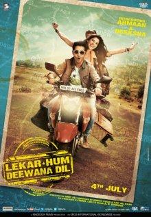 С нашими безумными сердцами / Lekar Hum Deewana Dil (2014)