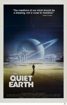 Тихая Земля / The Quiet Earth (1985)