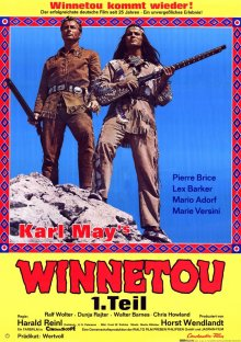 Золото Апачей / Winnetou - 1. Teil (1963)