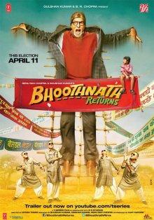 Призрак виллы Натхов 2 / Bhoothnath Returns (2014)