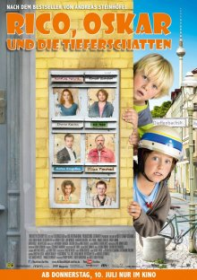Рико, Оскар и тени темнее темного / Rico, Oskar und die Tieferschatten (2014)
