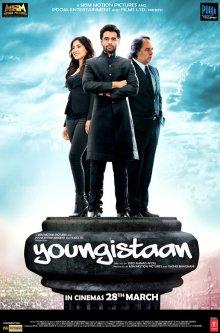 Молодая Индия / Youngistaan (2014)