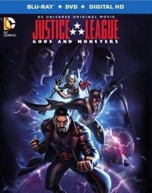Лига справедливости: Боги и монстры / Justice League: Gods and Monsters (2015)